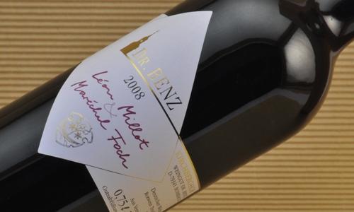 Léon Millot und Marchéchal Foch ist eine Rotwein-Cuvée