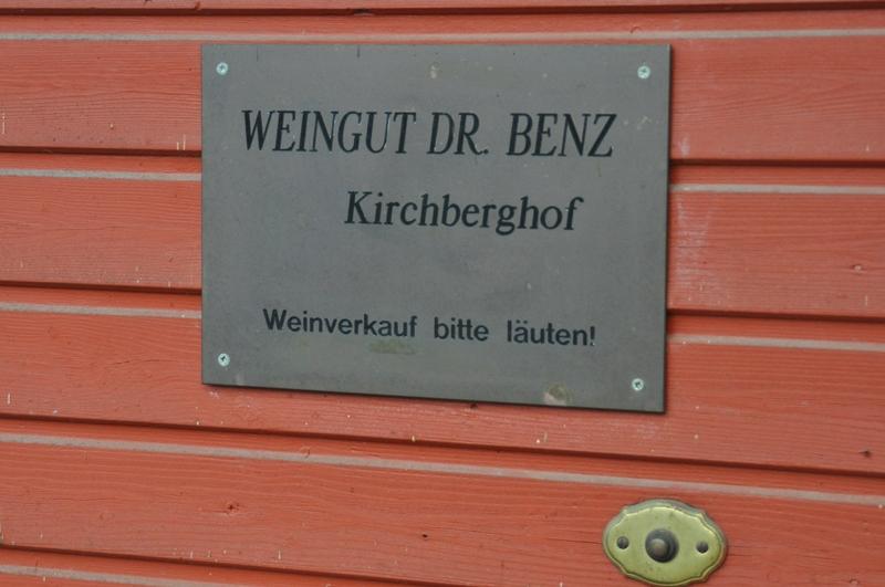 Weingut Dr. Benz